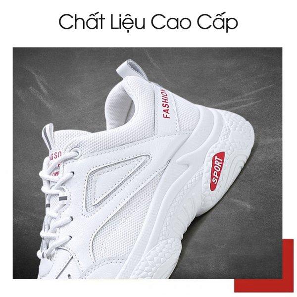8938511722512 Giày Sneaker Tekko White 97 dành cho Nam & Nữ thương hiệu XBeauty. Giày Sneaker chất liệu cao cấp, bảo hành 1 năm lỗi 1 đổi 1 - Size 42