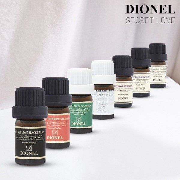 8809550300217 Dionel Secret Love 5ml, Trắng