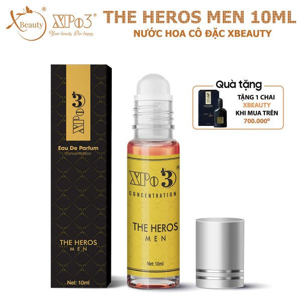 8938511722314 The Heros Men 10ml